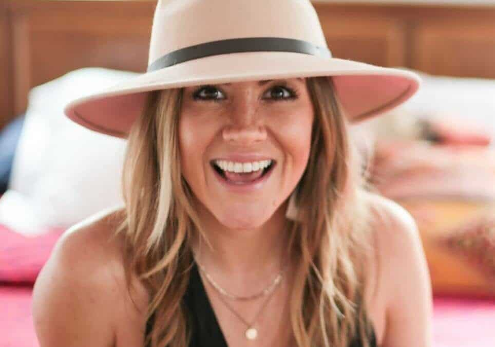 Three Boudoir Co-Founder, Amber McCue, Named to Forbes Next 1000 List